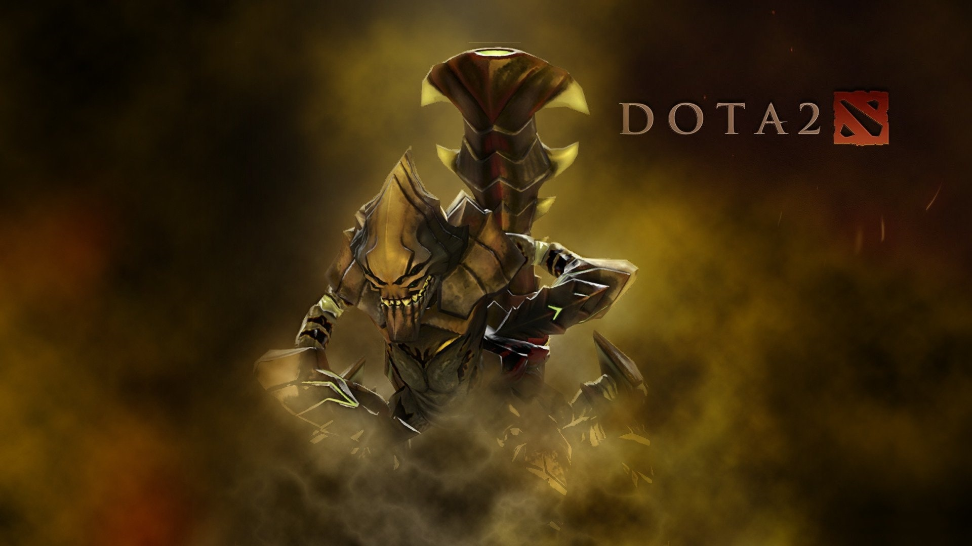 Dota2 : Sand King widescreen