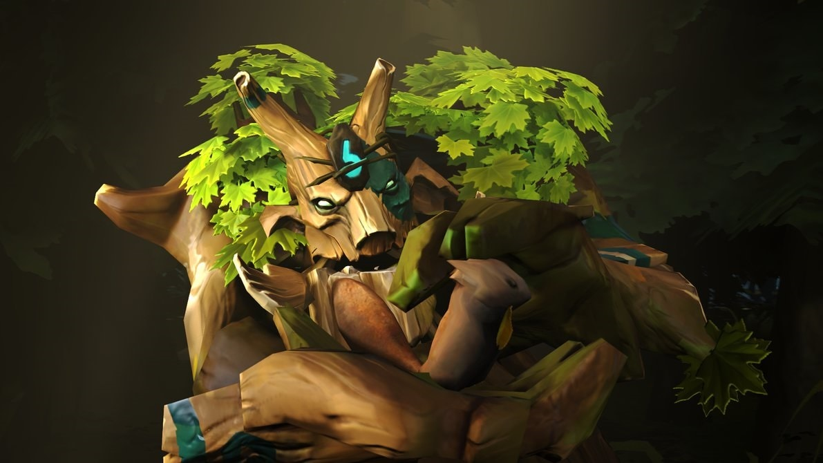 Dota2 : Treant Protector Download