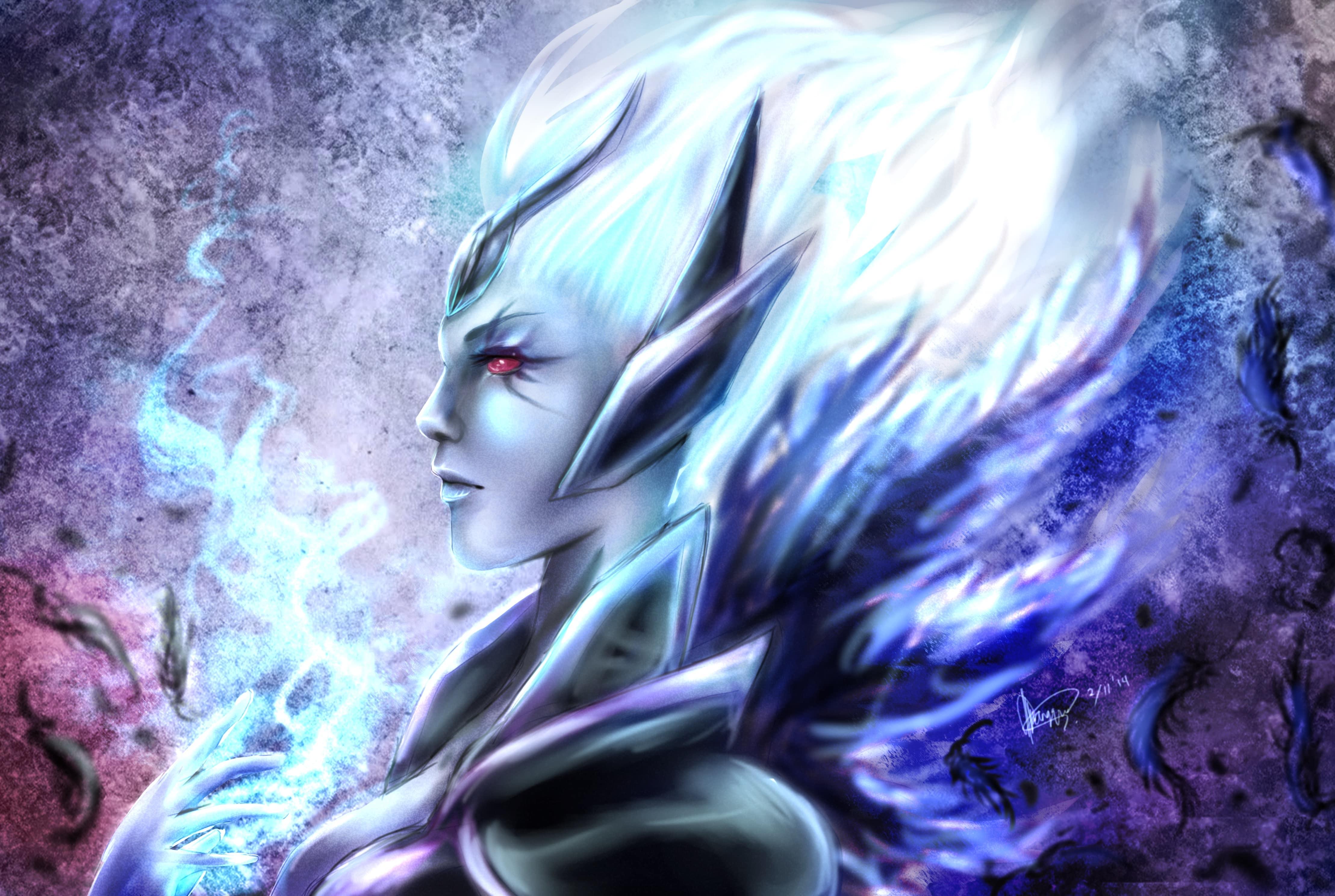 Dota2 : Vengeful Spirit desktop wallpaper