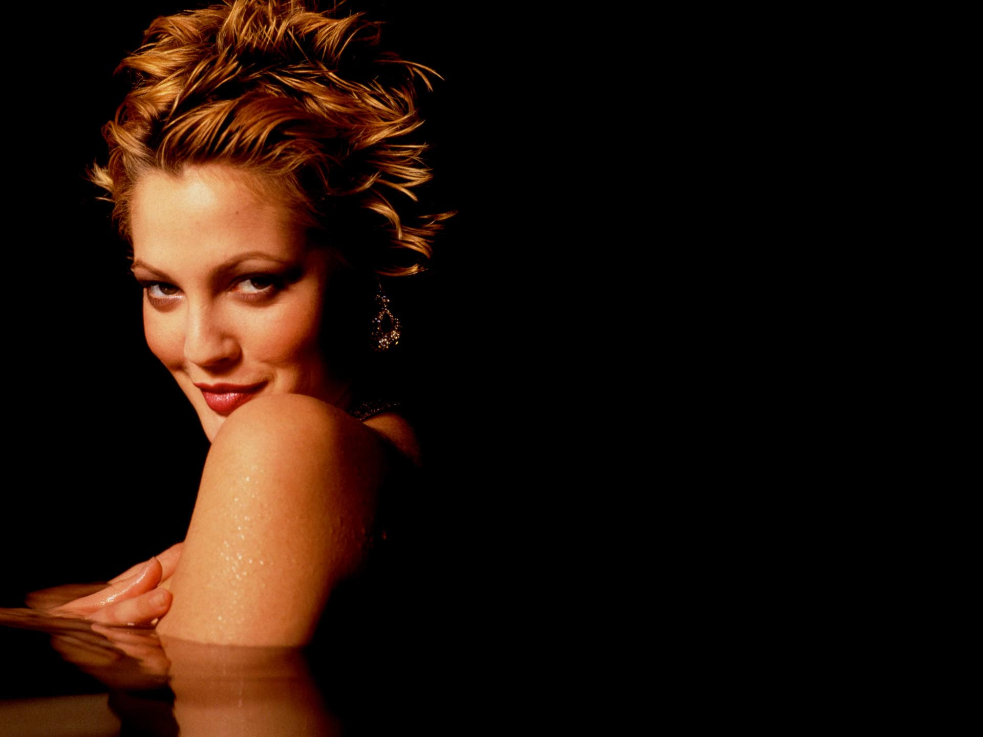 Drew Barrymore Desktop wallpaper