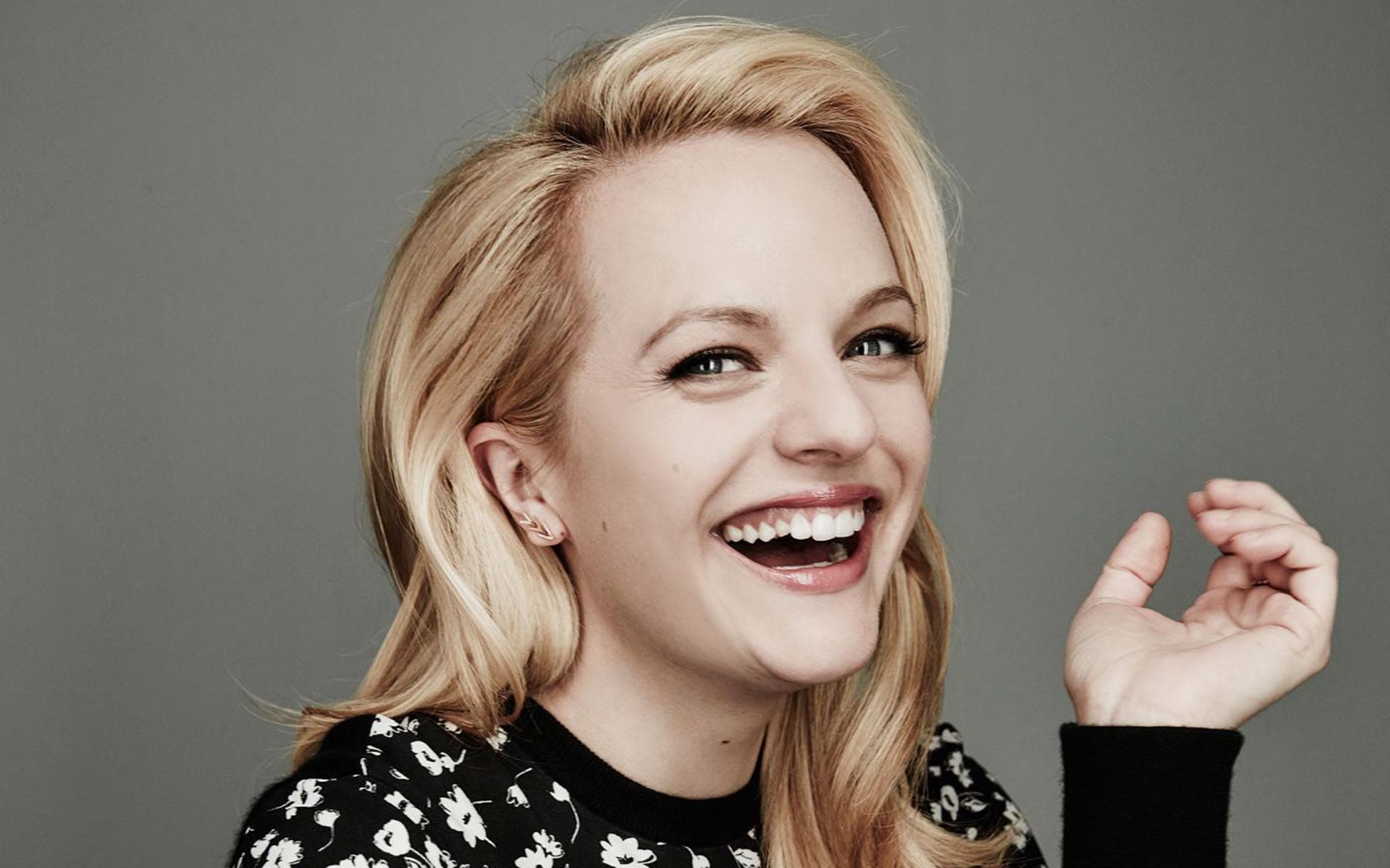 Elisabeth Moss Desktop wallpaper
