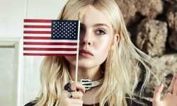 Elle Fanning Desktop wallpaper