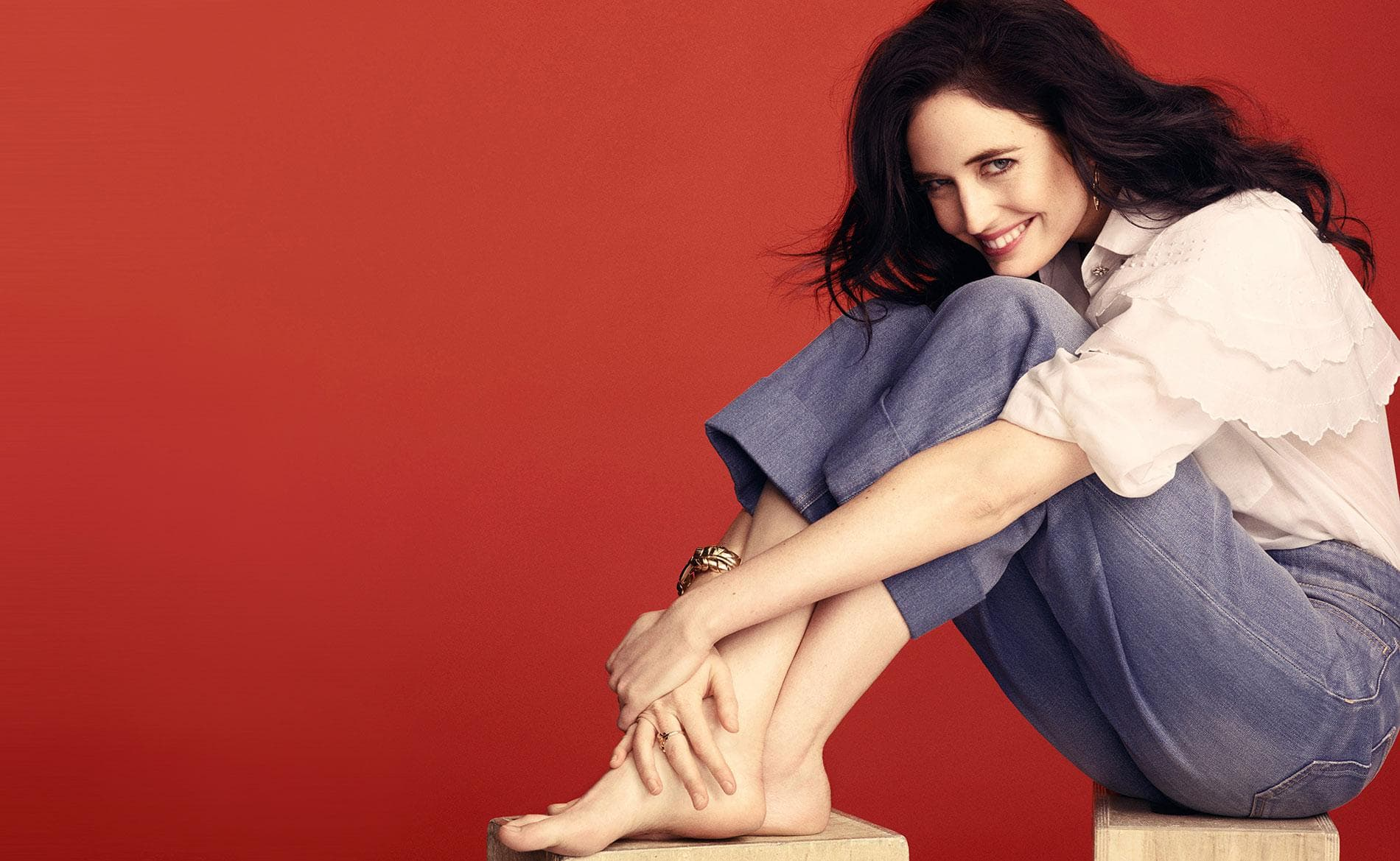 Eva Green Desktop wallpaper