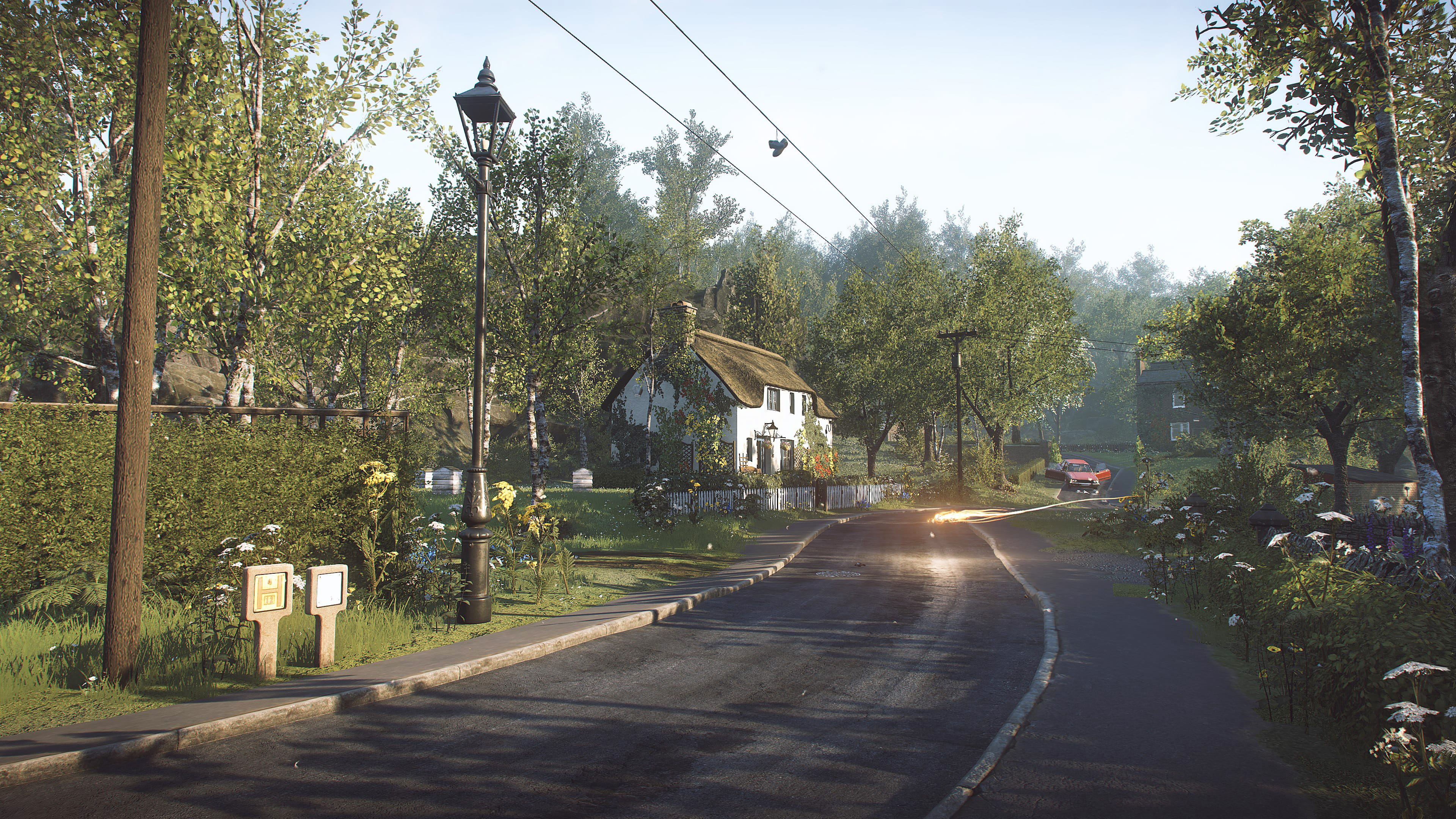 Everybody's Gone to the Rapture Desktop wallpaper
