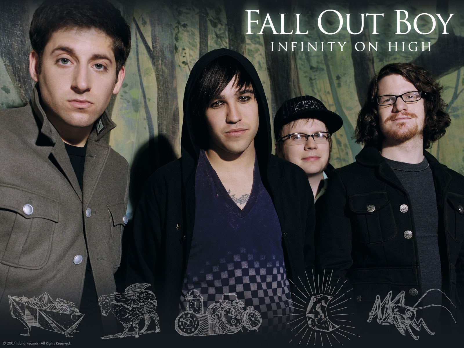 Fall Out Boy Desktop wallpaper