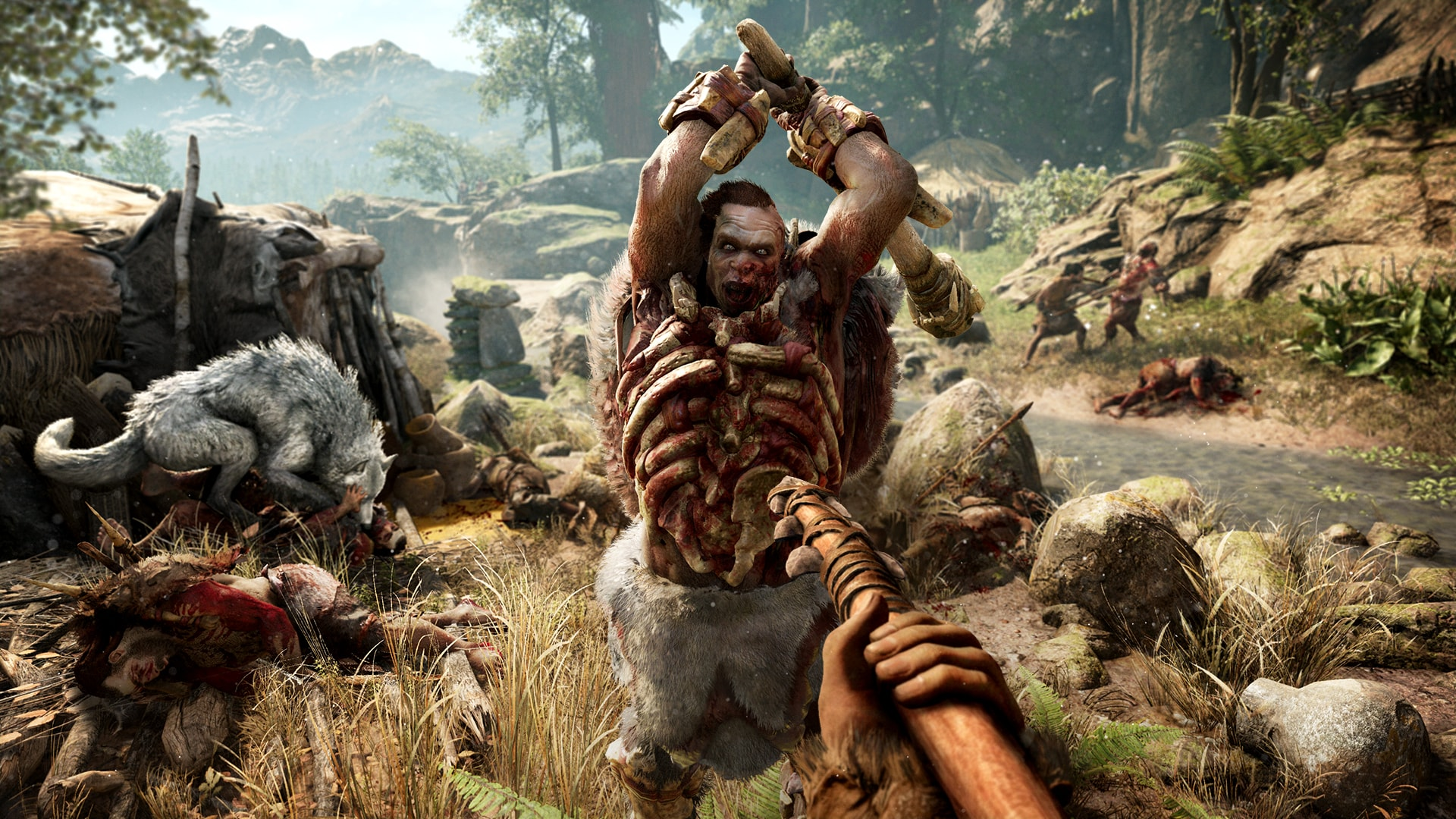 Far Cry Primal Hd Wallpapers 7wallpapers Net