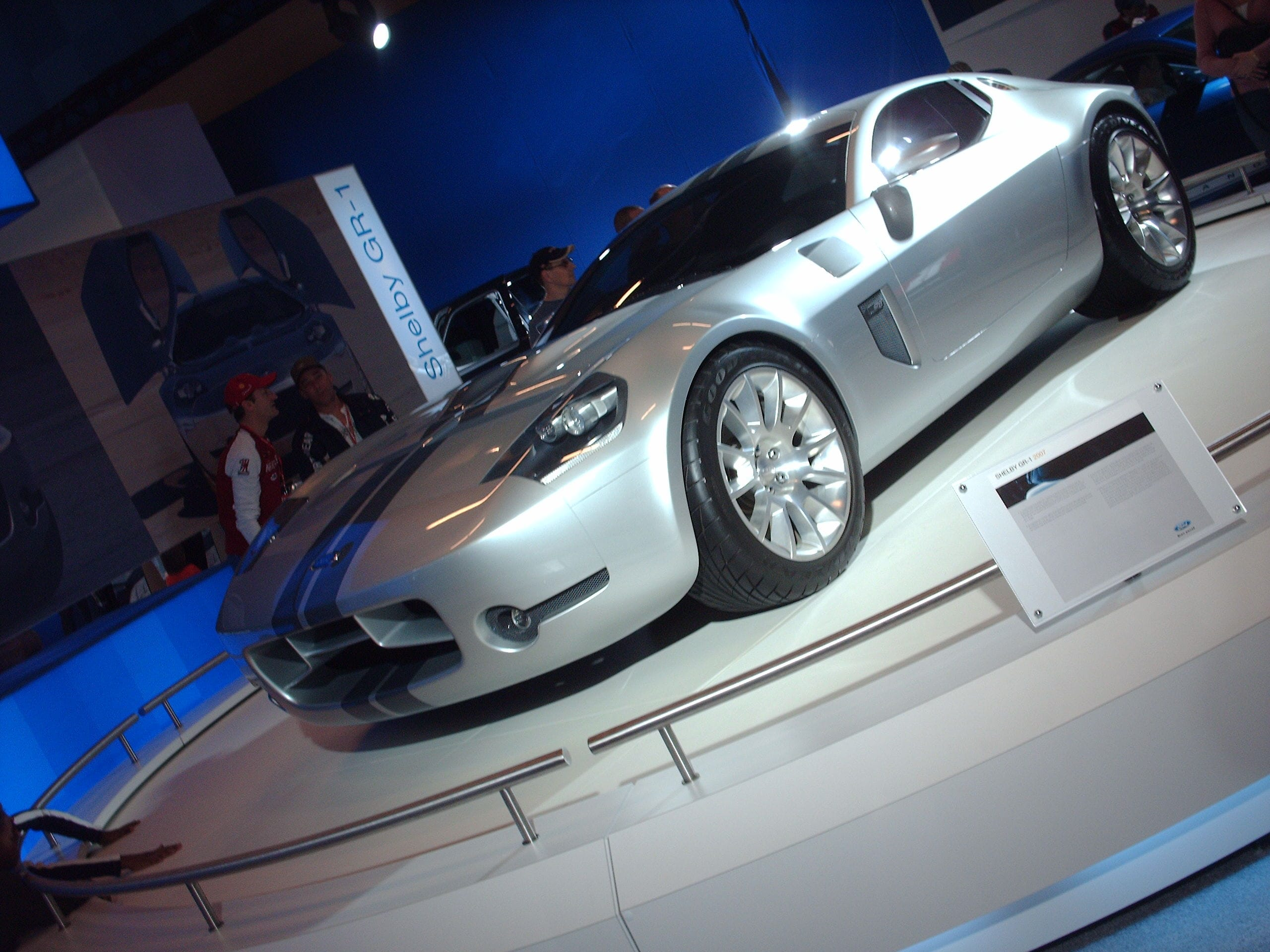 Ford Shelby GR1 Concept Desktop wallpaper