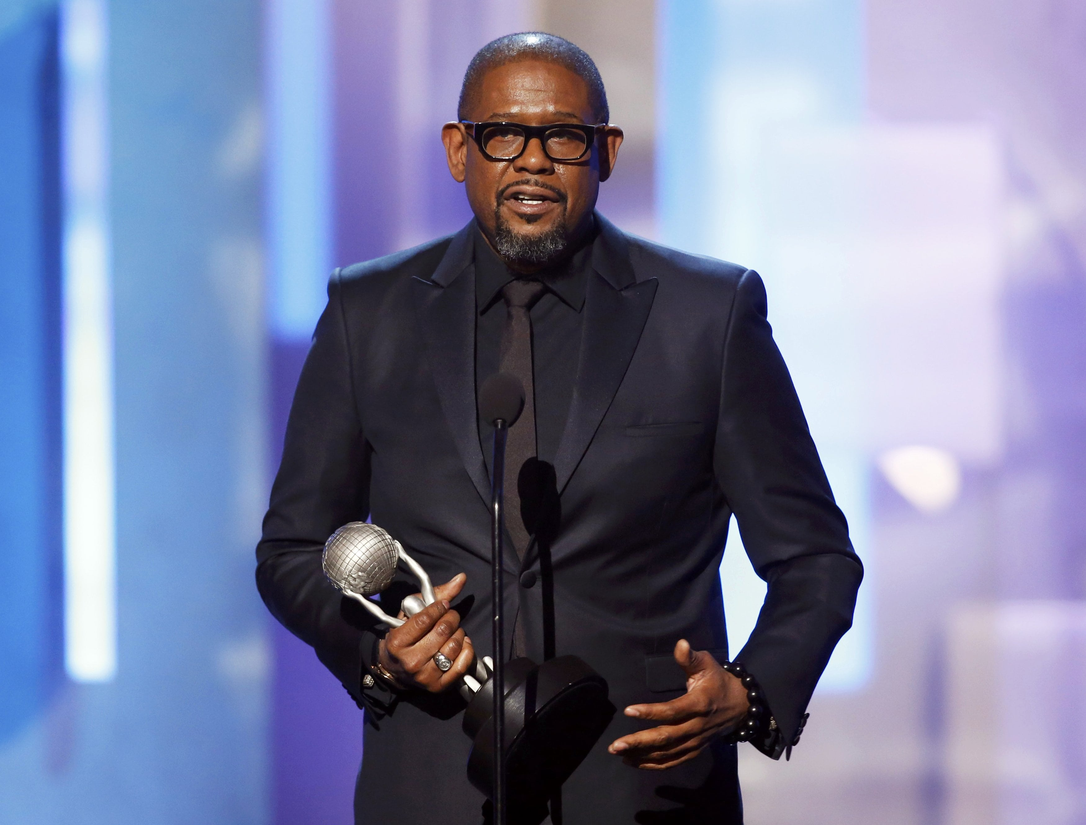 Forest Whitaker Desktop wallpaper