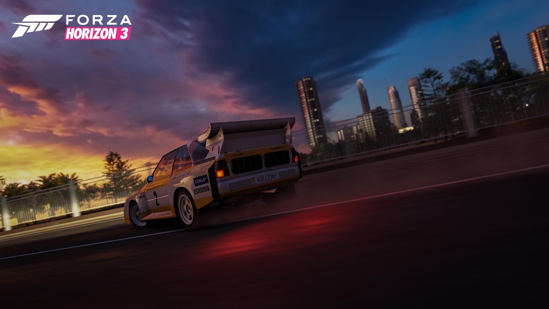 Forza Horizon 3 Desktop wallpaper