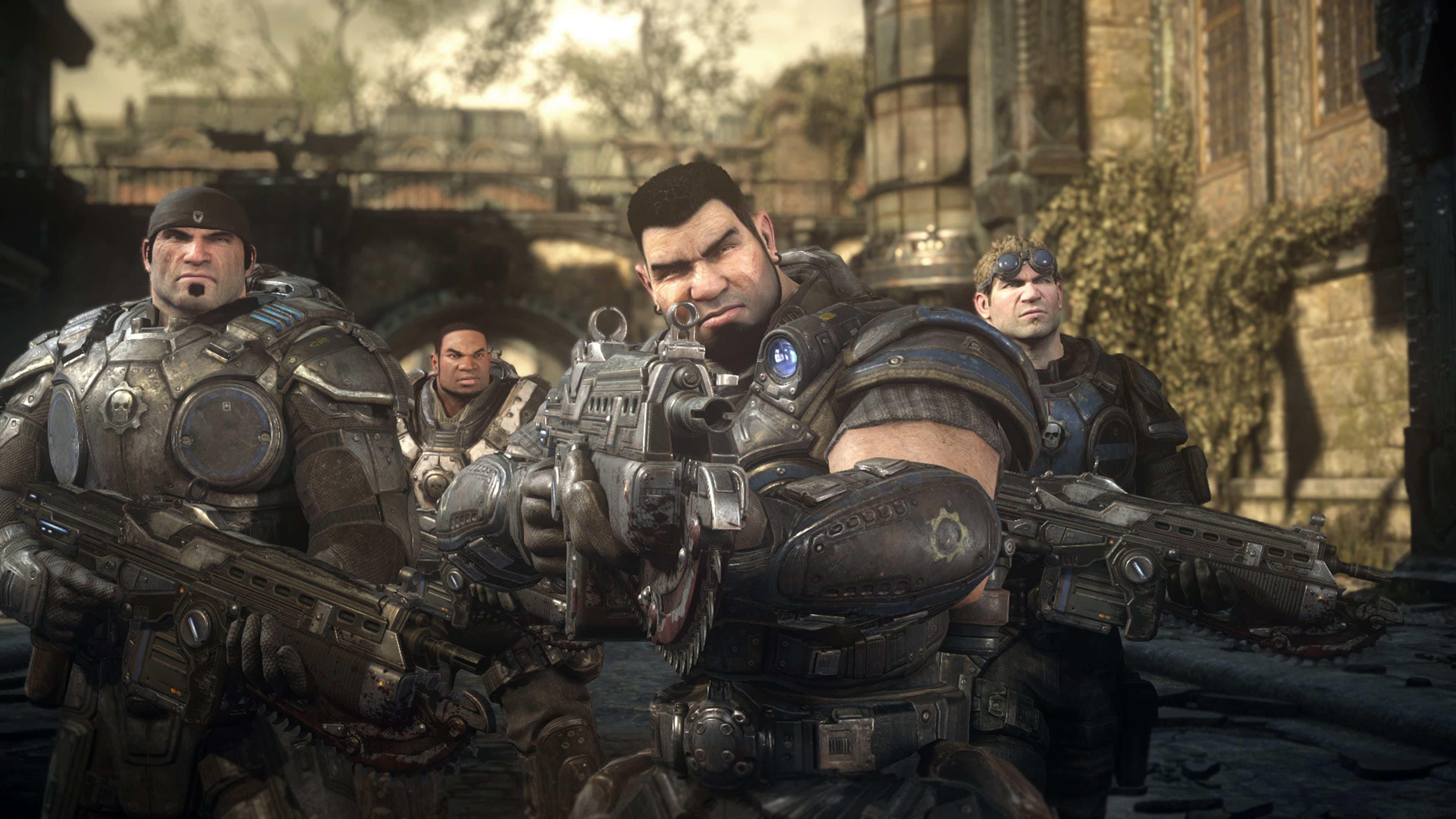Gears of War: Ultimate Edition Desktop wallpaper