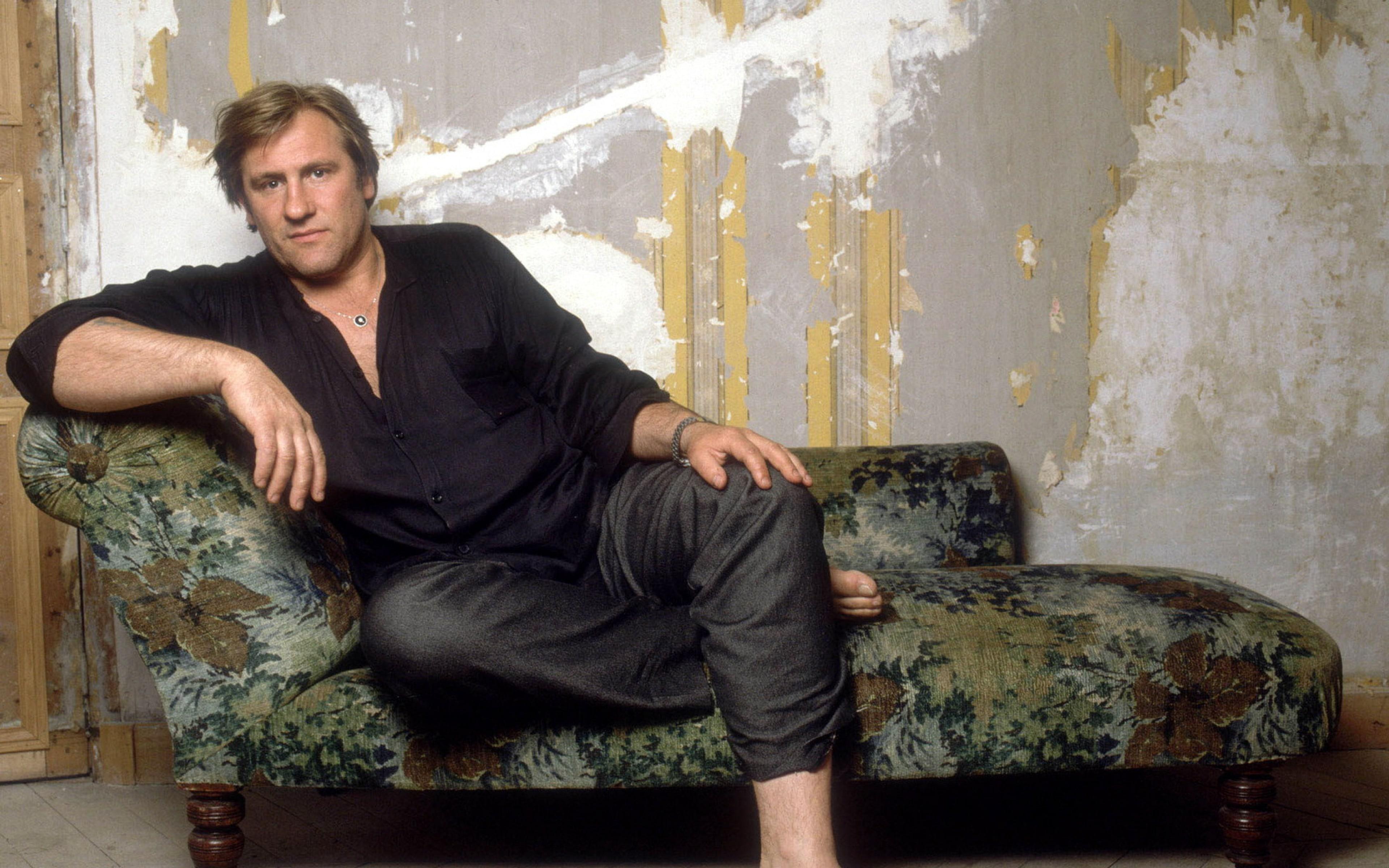 Gerard Depardieu Desktop wallpaper