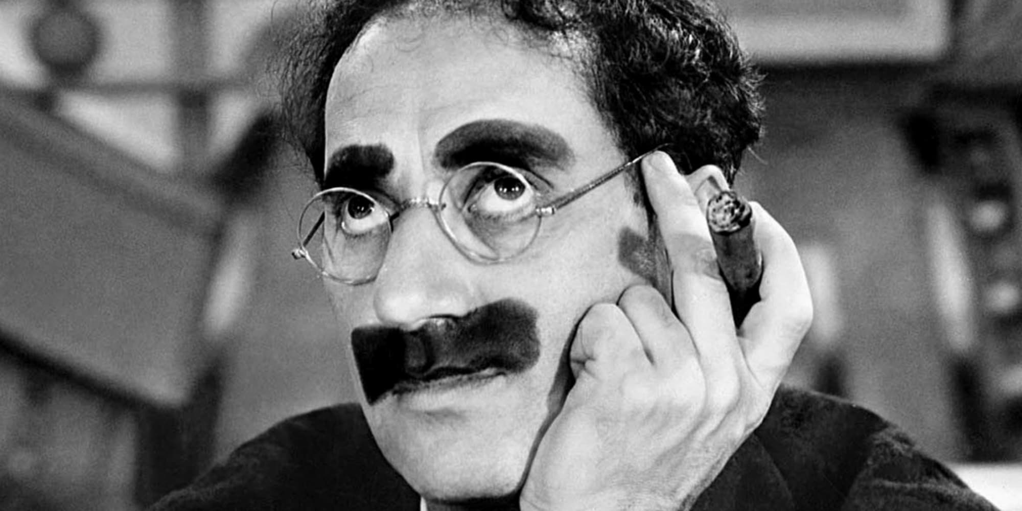 Groucho Marx Desktop wallpaper
