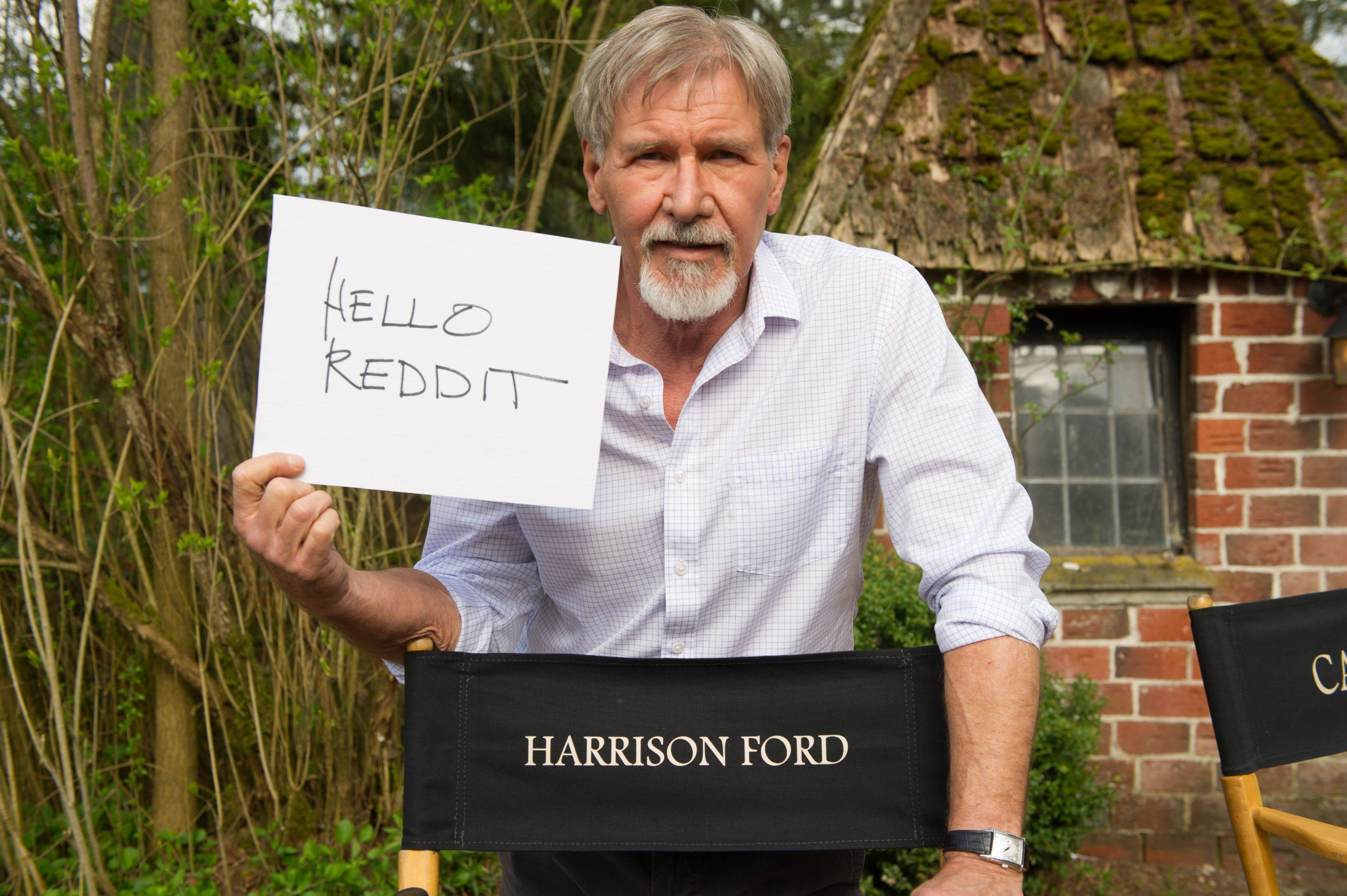 Harrison Ford Desktop wallpaper