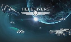 Helldivers Desktop wallpaper