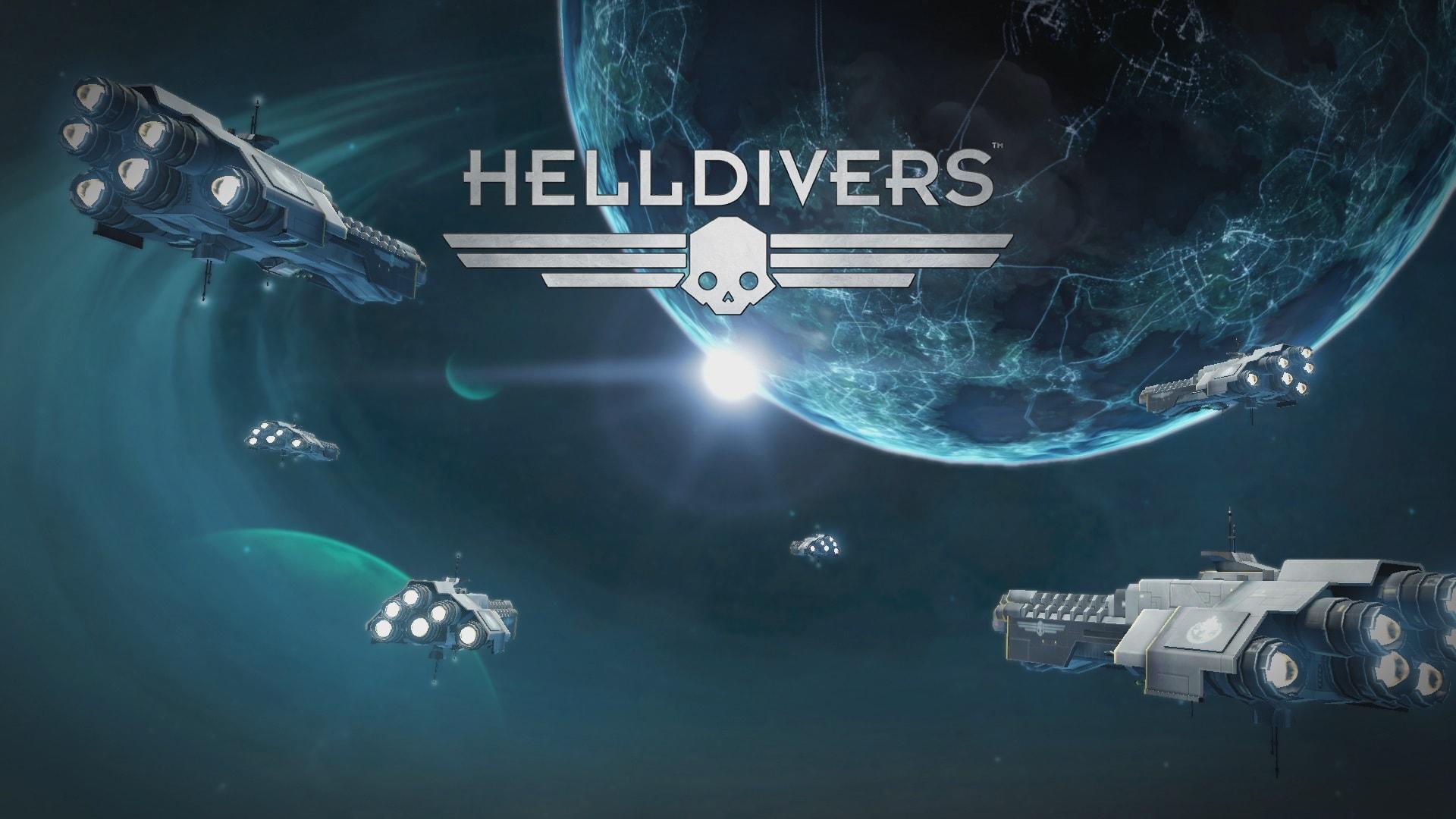 Helldivers Desktop wallpaper
