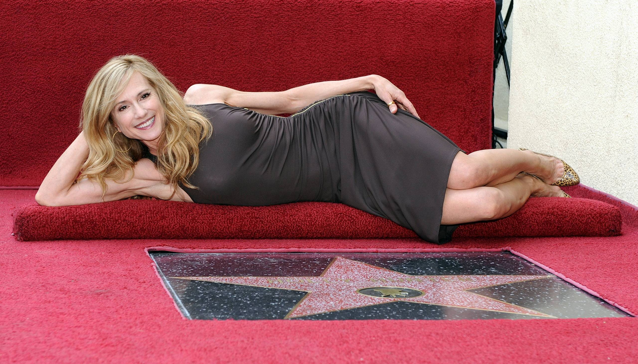 Holly Hunter Desktop wallpaper