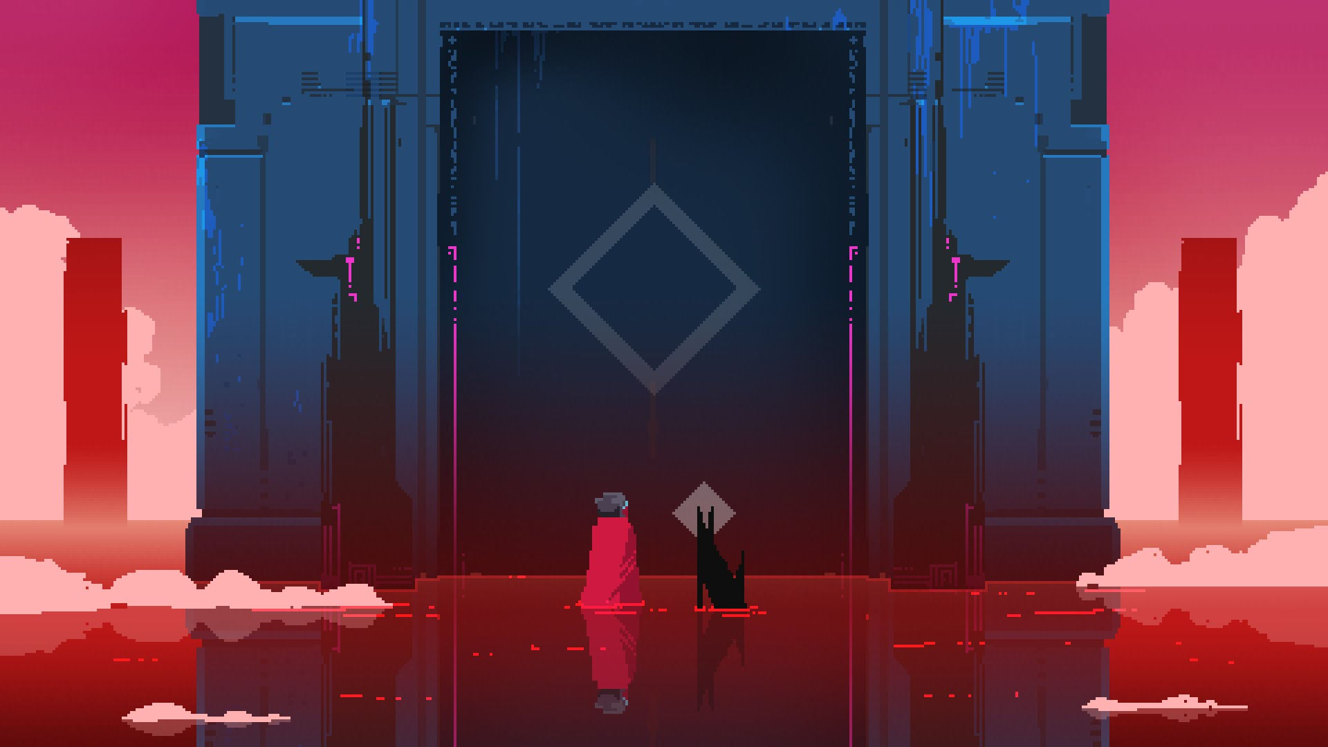 Hyper Light Drifter Hd Wallpapers 7wallpapers Net