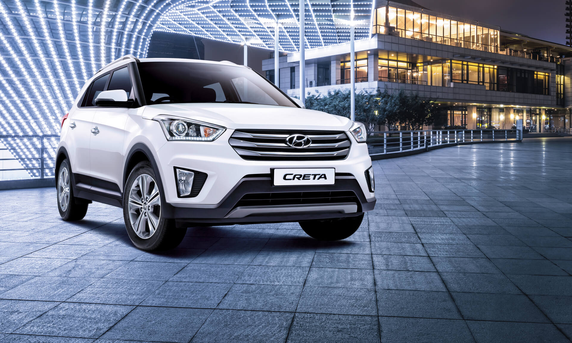 Hyundai Creta Desktop wallpaper