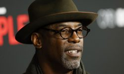Isaiah Washington Desktop wallpaper