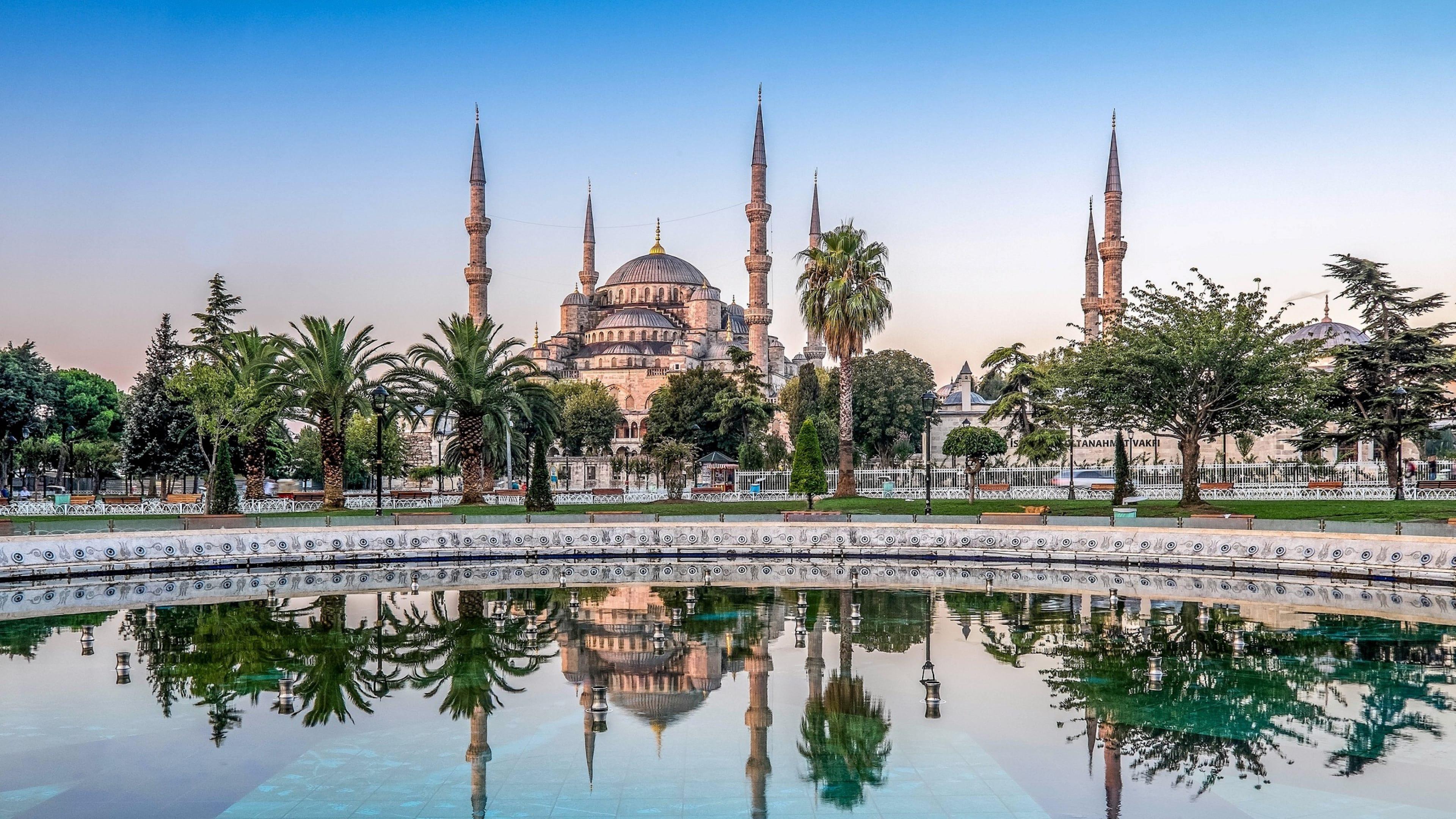 Istanbul desktop wallpaper