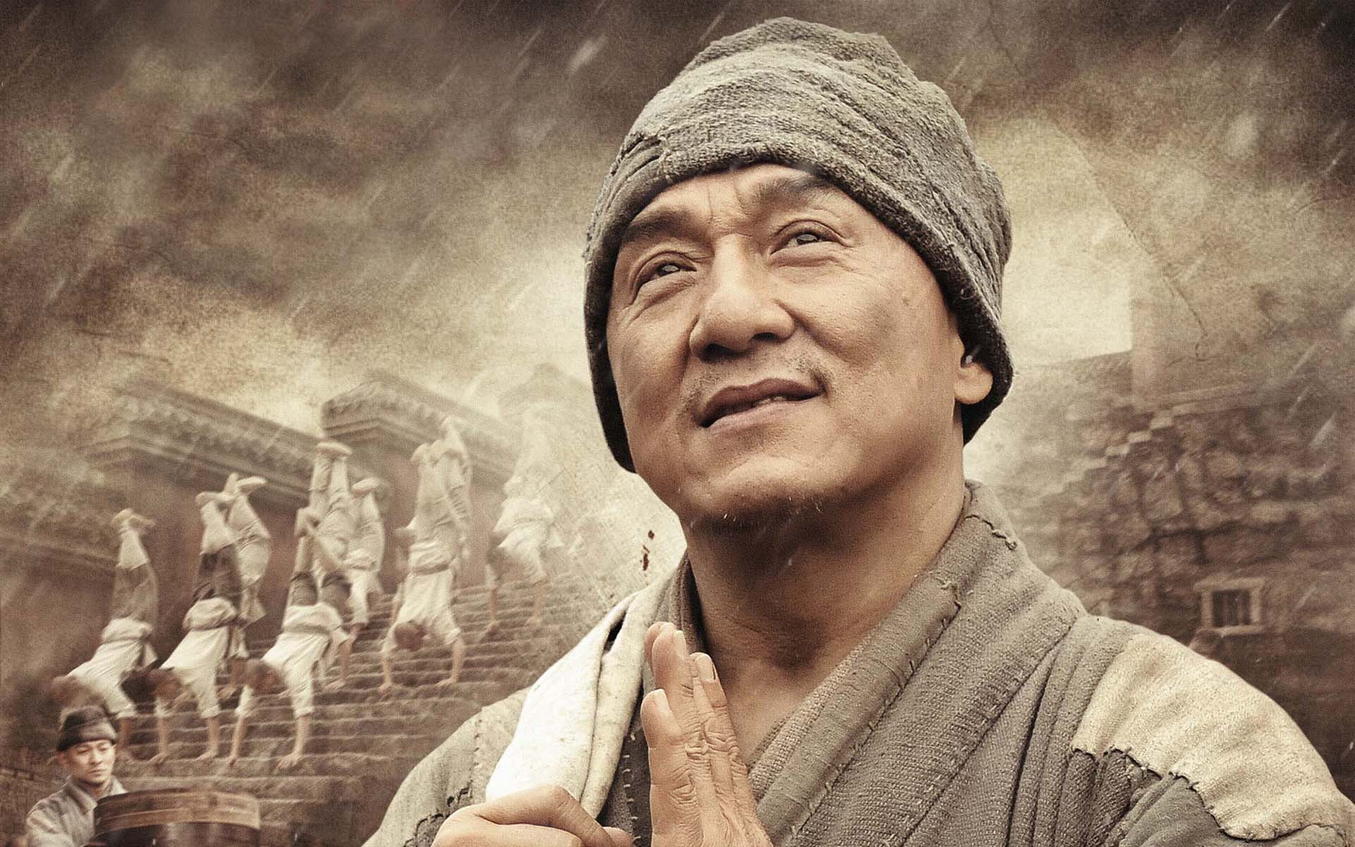 Jackie Chan Desktop wallpaper