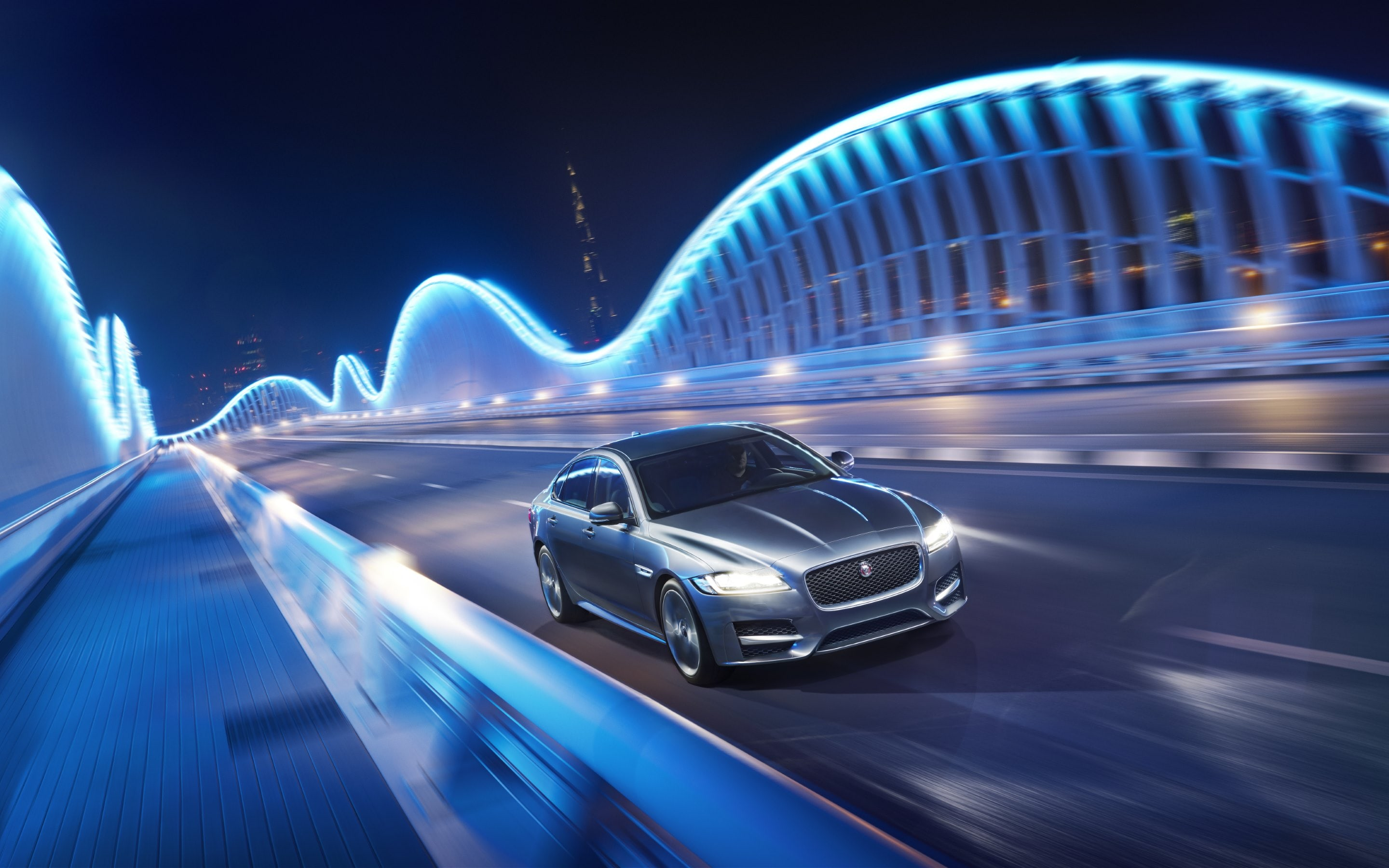 Jaguar XF 2 Desktop wallpaper