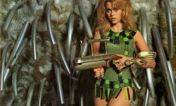 Jane Fonda Desktop wallpaper
