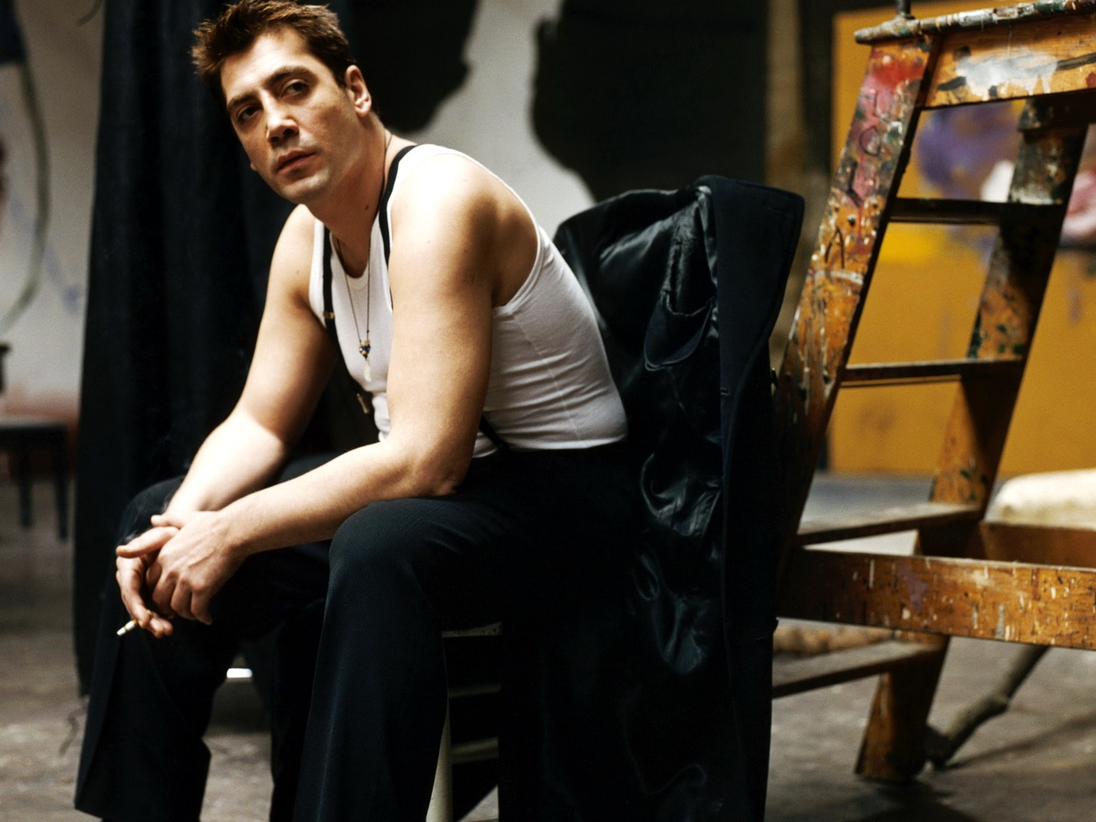 Javier Bardem Desktop wallpaper