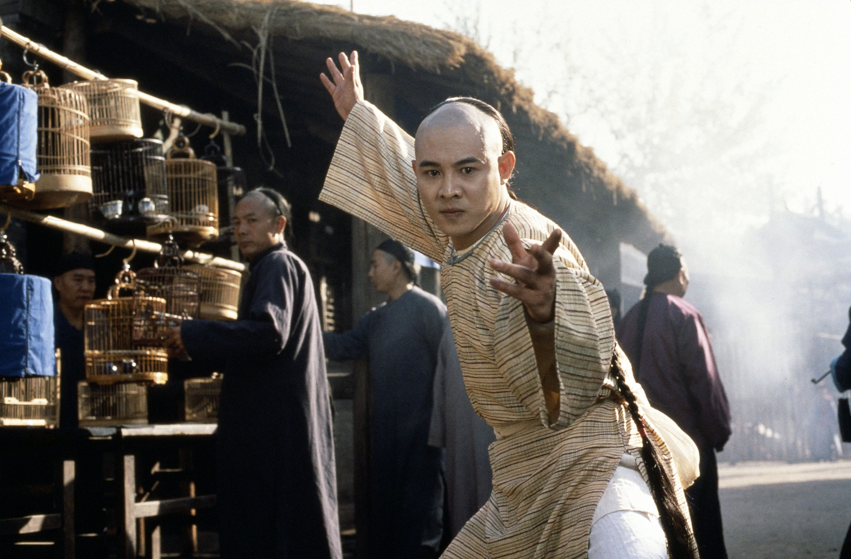 Jet Li Desktop wallpaper