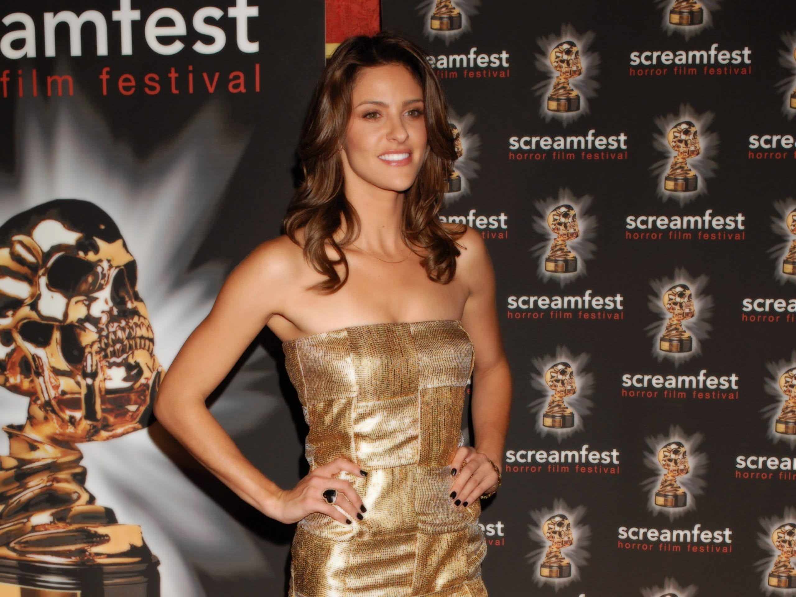 Jill Wagner Desktop wallpaper