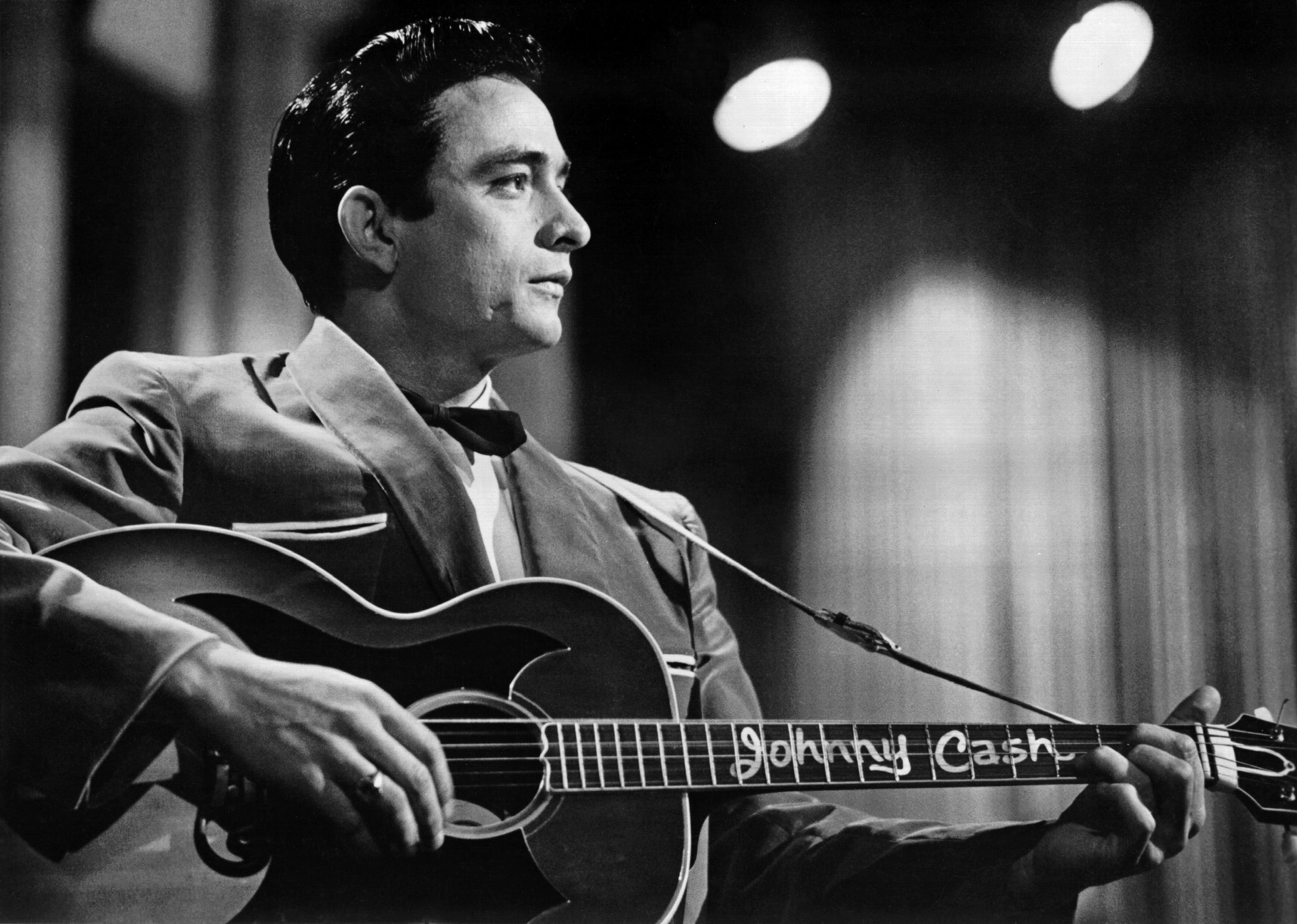Johnny Cash Desktop wallpaper