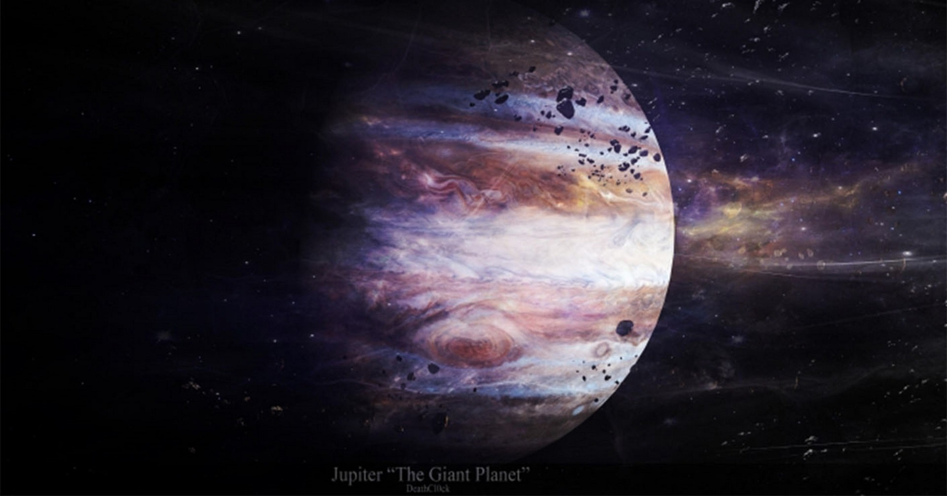 Jupiter Desktop wallpaper