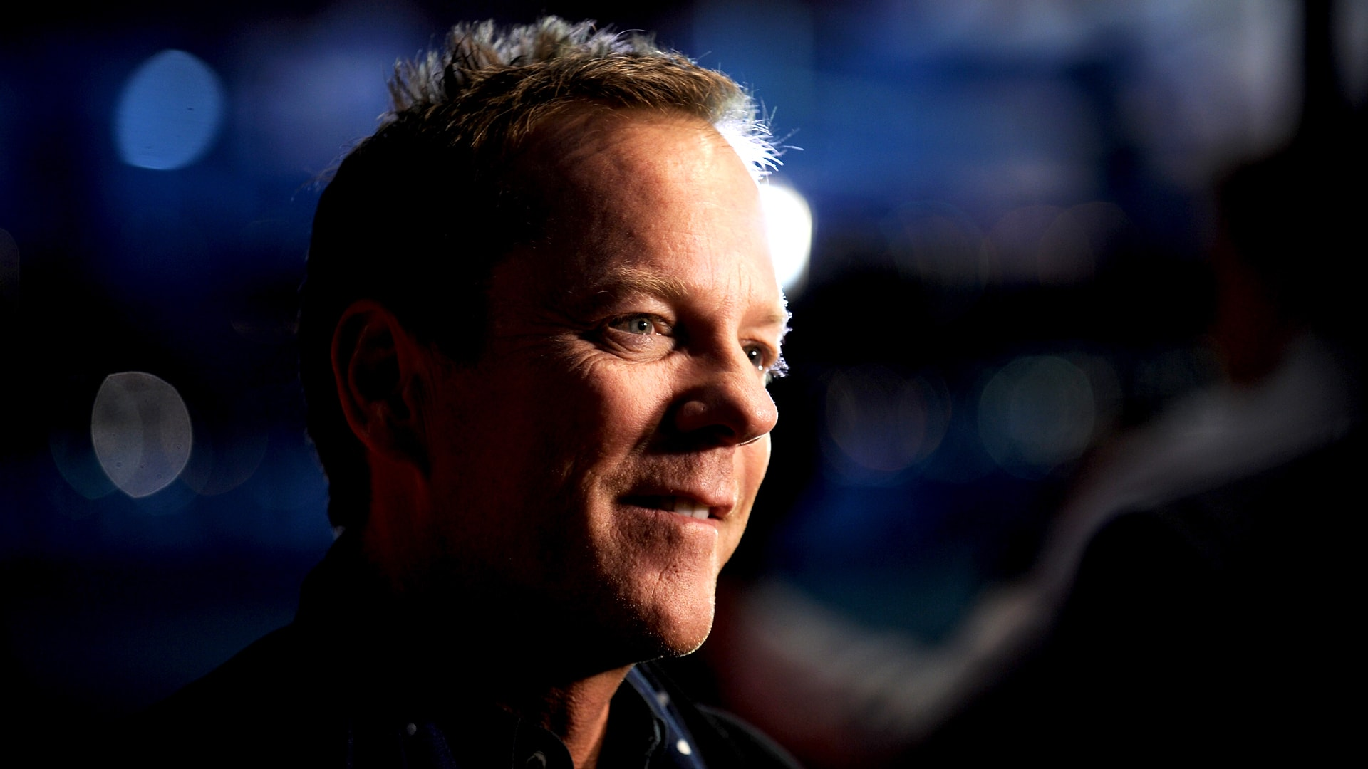 Kiefer Sutherland Desktop wallpaper