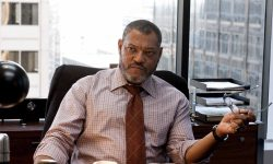 Laurence Fishburne Desktop wallpaper