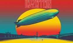 Led Zeppelin Desktop wallpaper