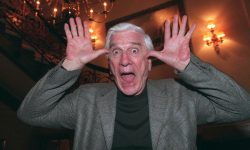 Leslie Nielsen Desktop wallpaper