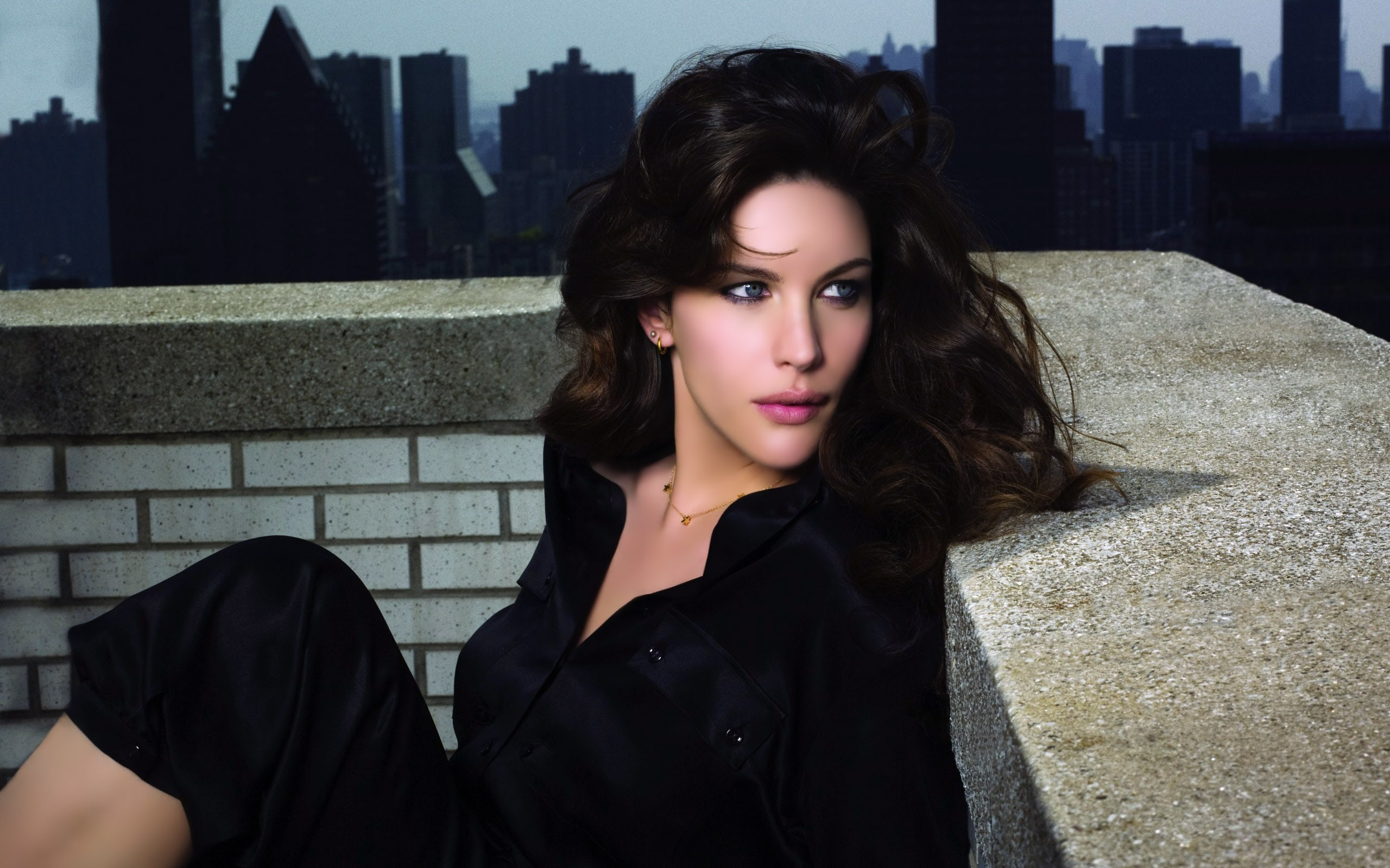 Liv Tyler Desktop wallpaper