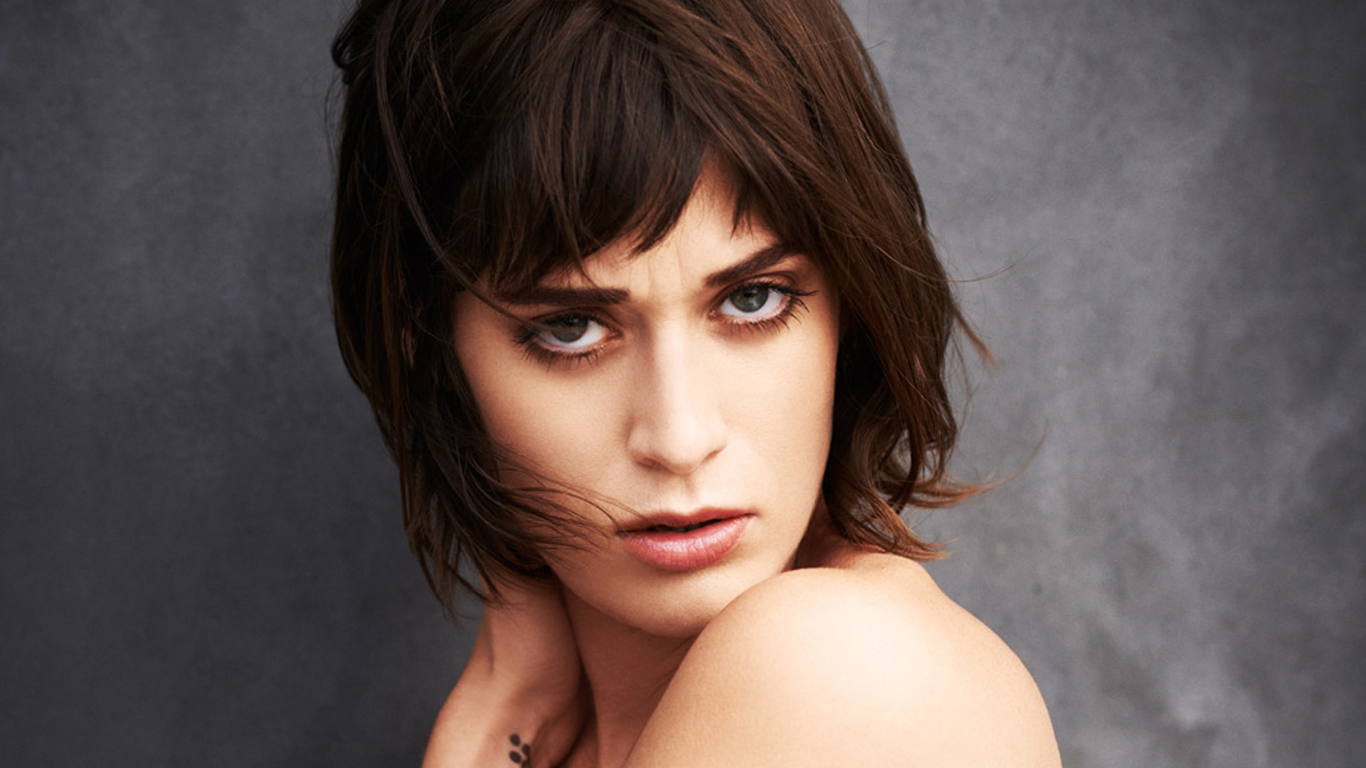 Lizzy Caplan Desktop wallpaper