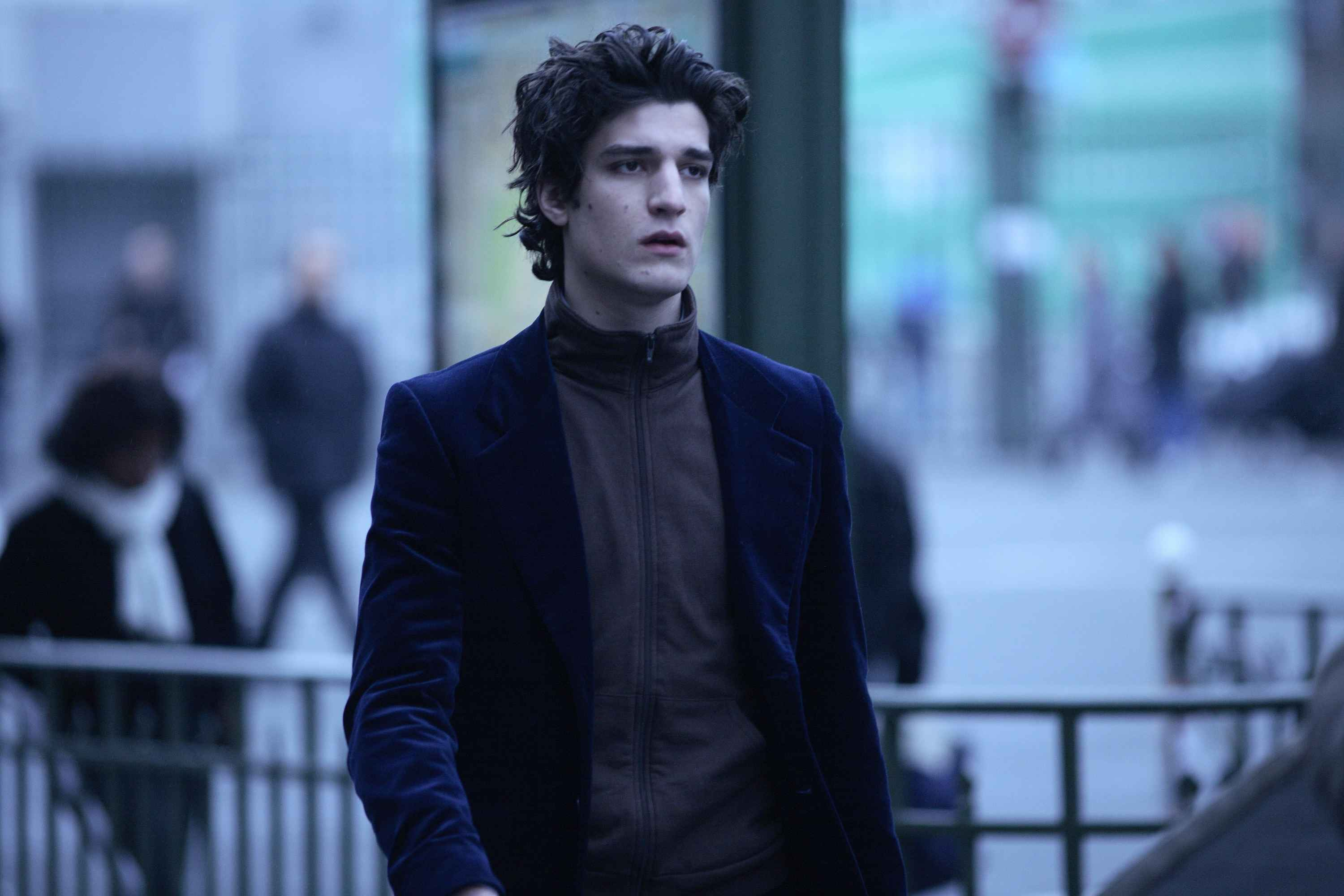 Louis Garrel Desktop wallpaper
