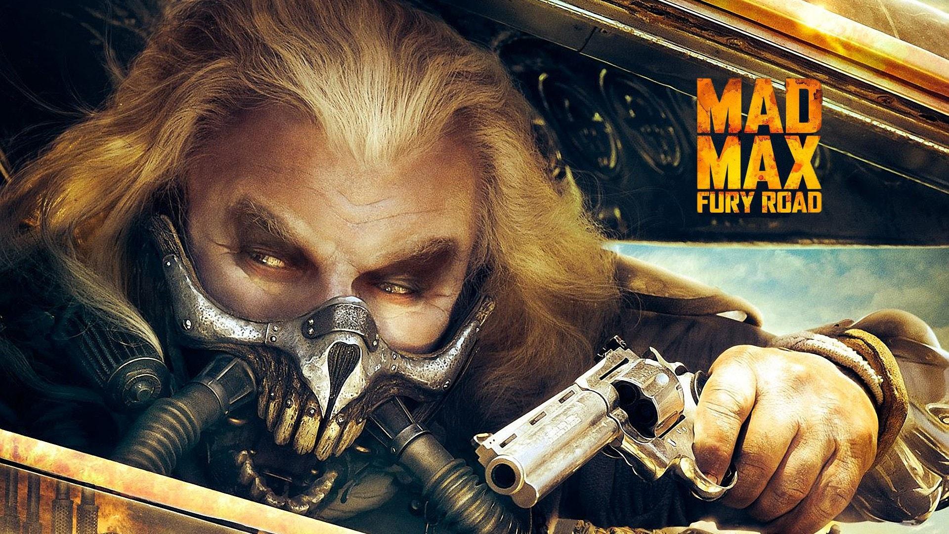 Mad Max: Fury Road desktop wallpaper