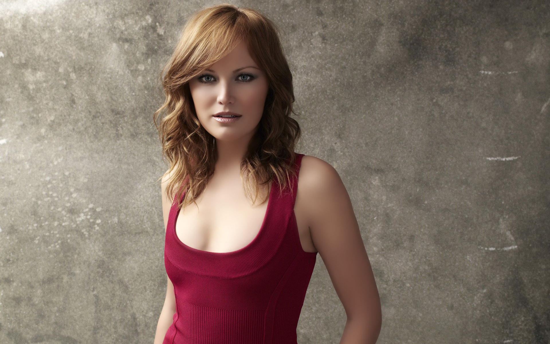 Malin Akerman Desktop wallpaper