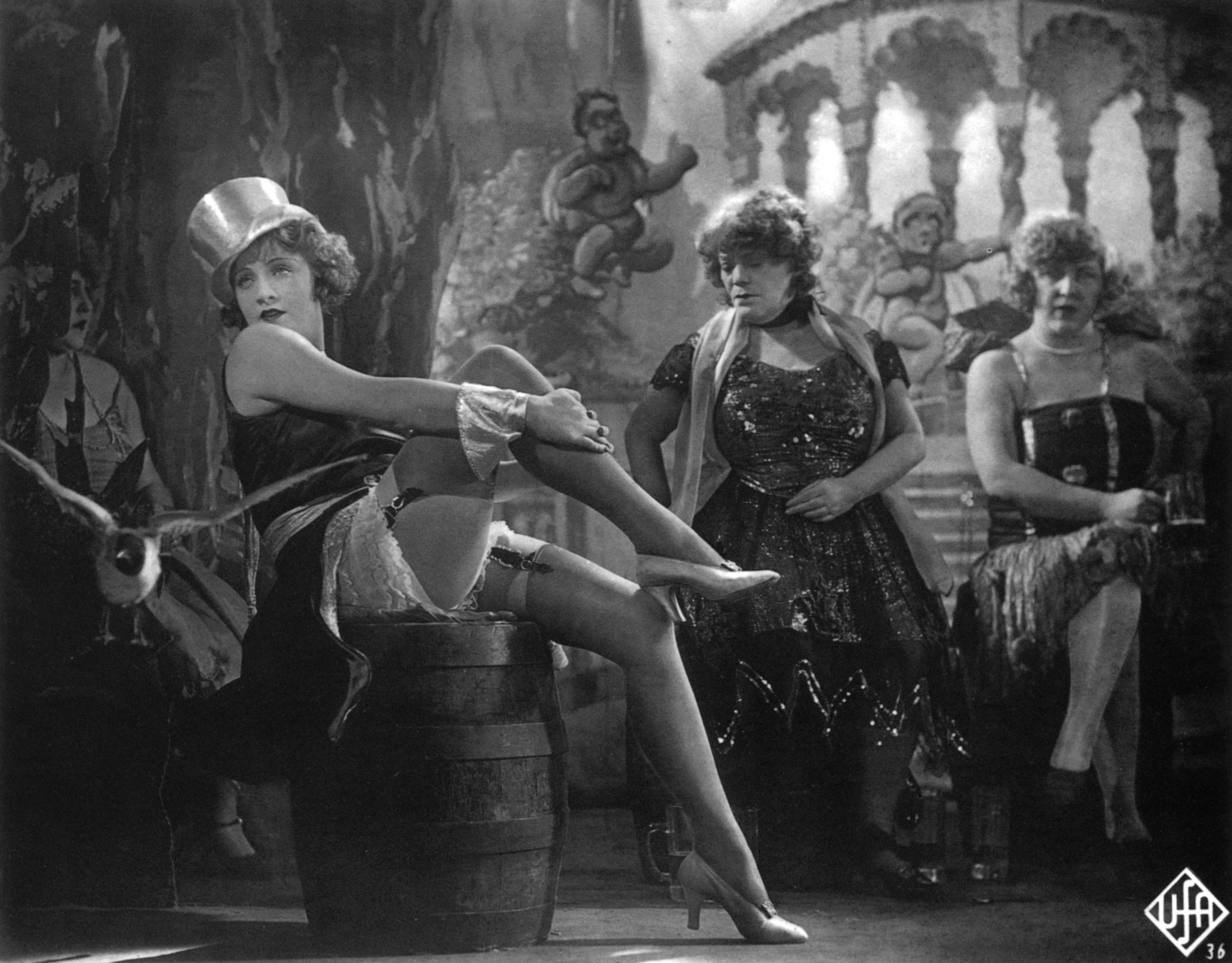 Marlene Dietrich Desktop wallpaper