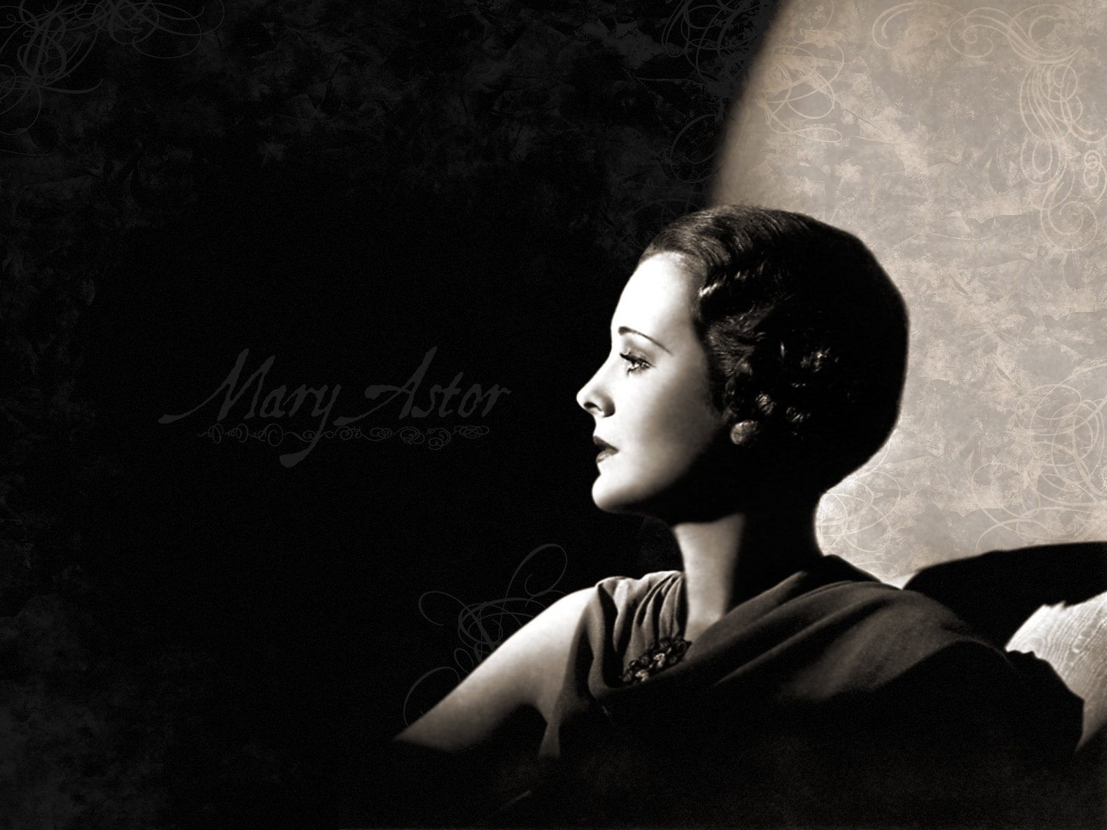 Mary Astor Desktop wallpaper