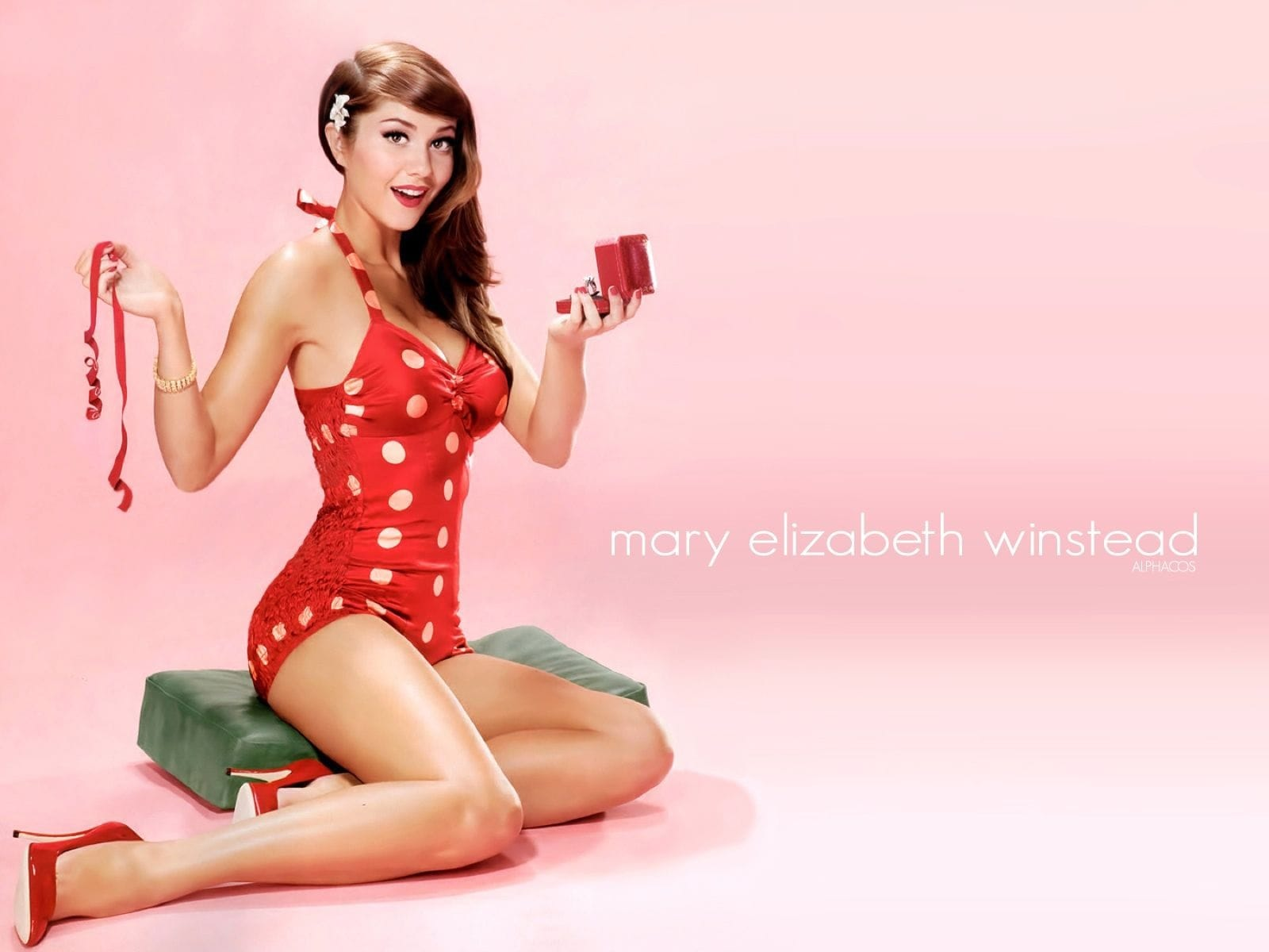 Mary Elizabeth Winstead Desktop wallpaper