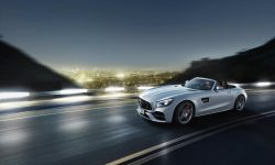 Mercedes-AMG GT Roadster Desktop wallpaper