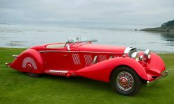 Mercedes-Benz 540K Special Roadster Desktop wallpaper