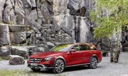 Mercedes E-Class All-Terrain Desktop wallpaper
