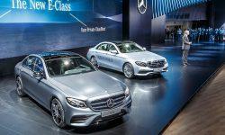 Mercedes E-Class W213 Desktop wallpaper