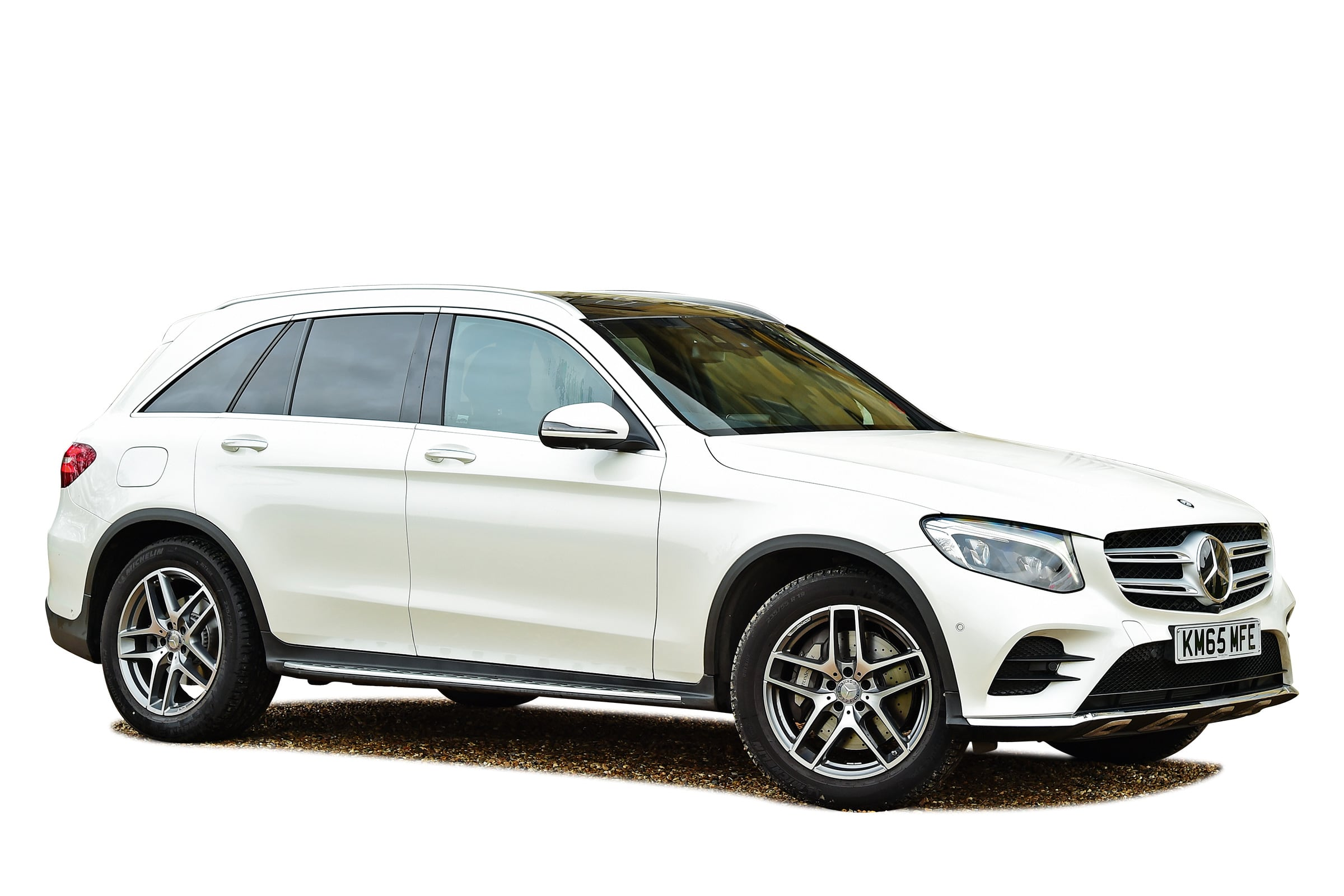 Mercedes GLC Desktop wallpaper