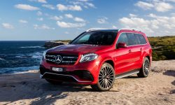 Mercedes GLS Desktop wallpaper